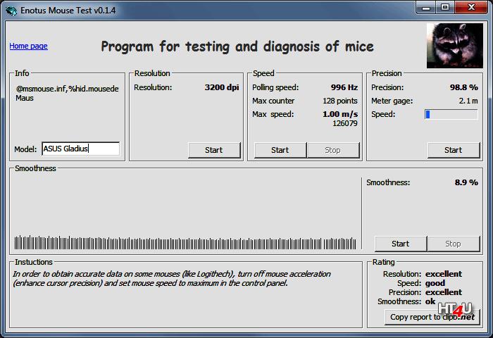 3.200 dpi/1.000 Hz PR