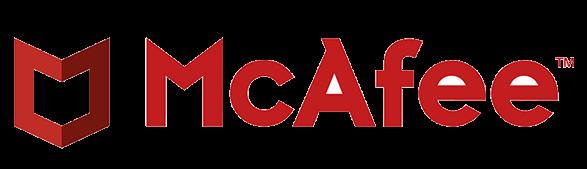 McAfee Antivirus und Firewall Logo