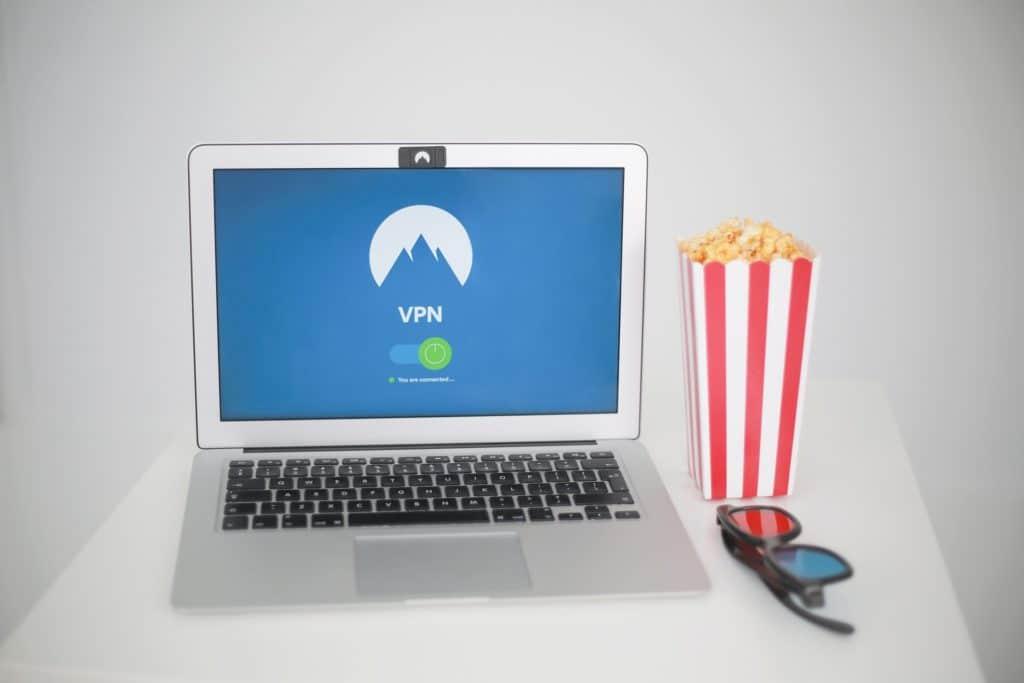 Netflix dank VPN