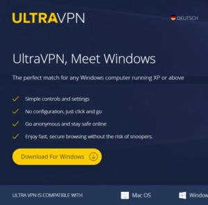 ultra vpn download