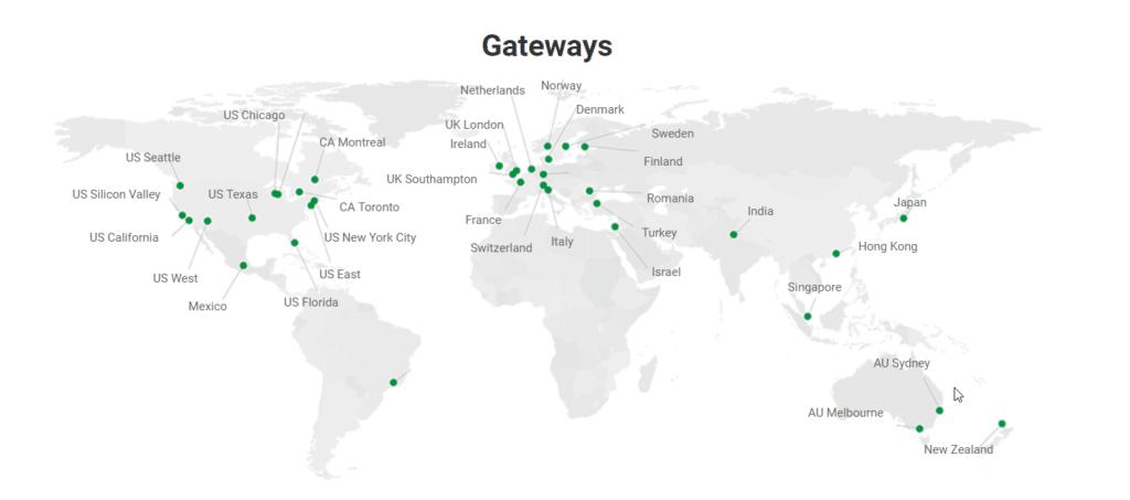VPN Verbindungen PIA