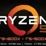 Bild: AMD Ryzen 5 – R5 1600X und R5 1500X im Test