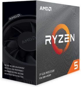 AMD Ryzen 5 3600 4
