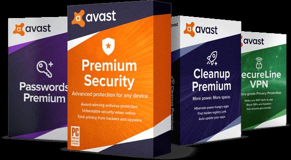 Avast Premium Suite