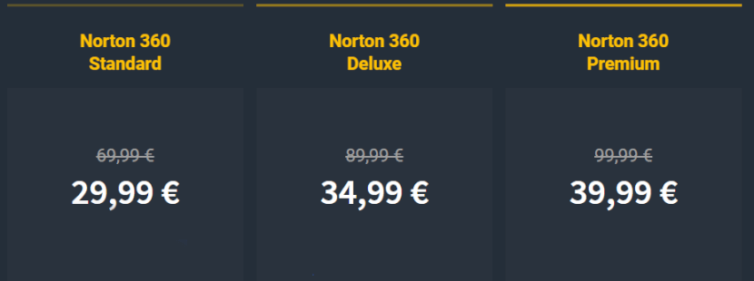 Norton Pakete