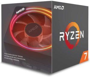 AMD Ryzen 7 2700X Prozessor