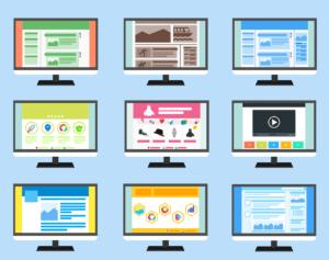 homepage Varianten