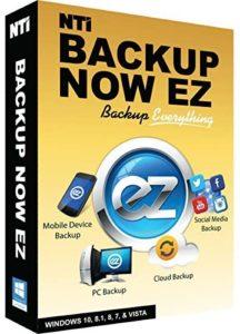 NTI Backup Now