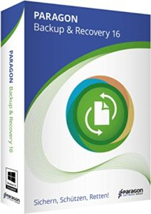 Paragon Backup & Recovery