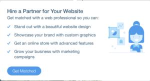 Webseiten Designer Wix