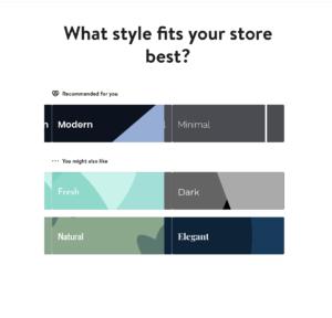 Jimdo Style für deine Webseite
