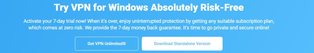VPN Unlimited Trial Version