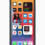 iPhone mit iOS 14