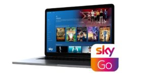 Sky Go Laptop