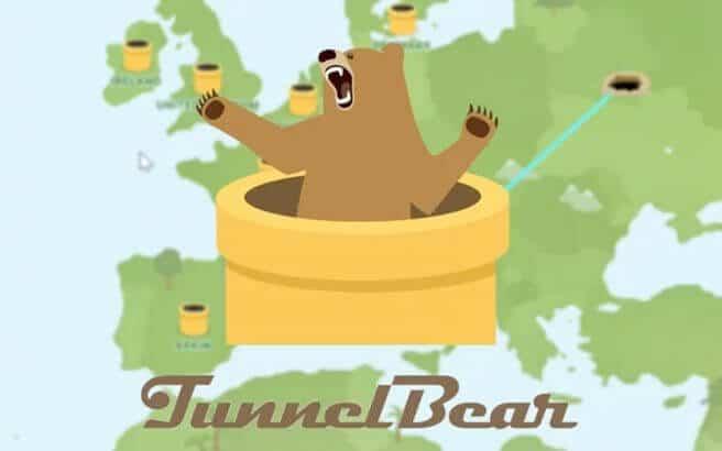 Tunnelbear VPN Server
