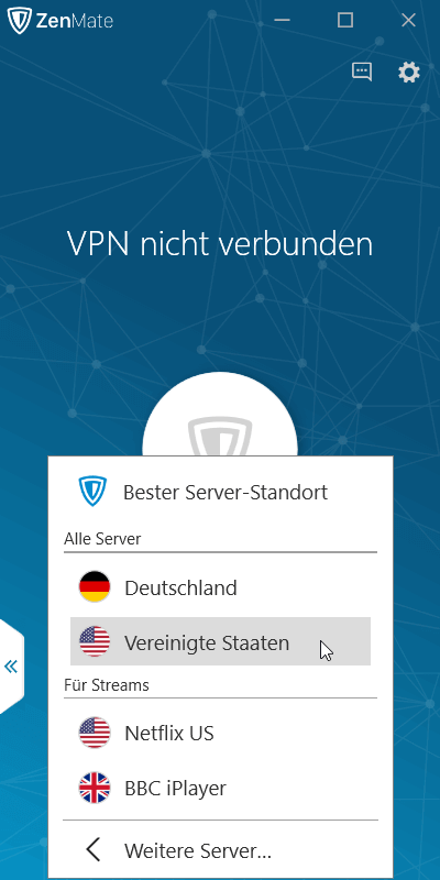 Zenmate VPN Installation 2