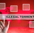 Sicher Torrents herunterladen - Illegal Torrent Foto