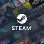 Steam Home Logo