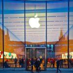 Apple Geschäft in den USA