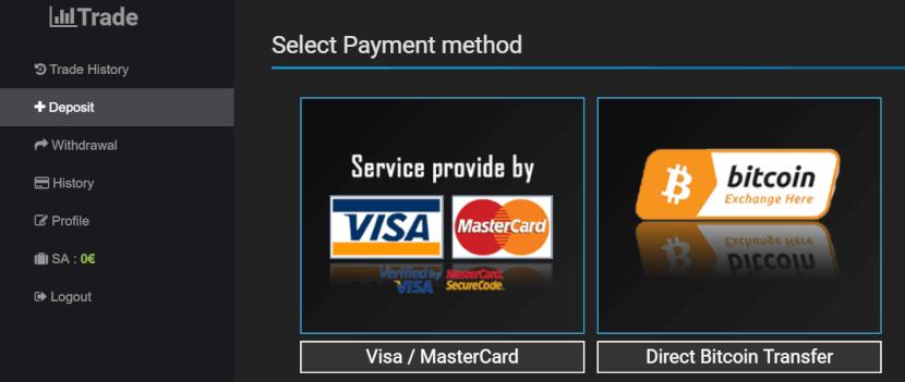 Immediate-Edge-Einzahlung
