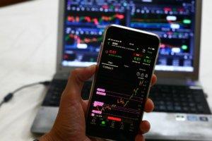 Investment App Chart