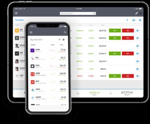 eToro beste Trading App
