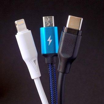 USB-C für iPhone - verschiedene Kabel