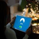 VPN - NordVPN - Tablet - Weihnachten