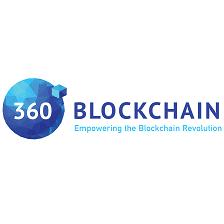 360 blockchain logo