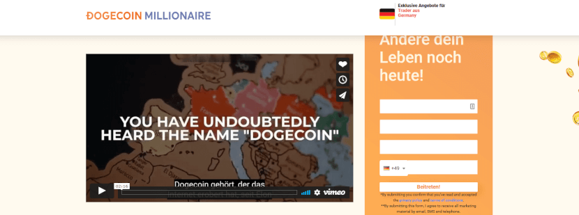 Dogecoin Millionaire Test