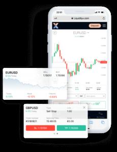 LiquidityX App